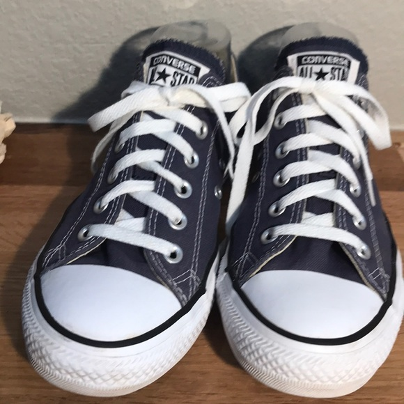 Converse Other - Converse All Star Navy  Sneakers Men's Size 7
